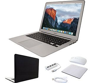 Apple MacBook Air 13″ Core i5, 8GB, 128GB SSD& Accessories