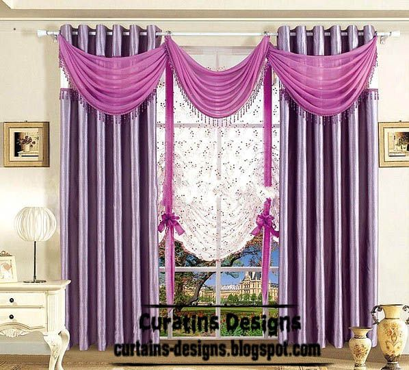 Delicieux Stylish Curtains Designs   Should You Have Just Purchased A House Or Youu0027re  Thinking Of Redecorating Your Home, Consider Th