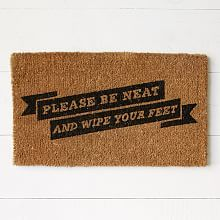 Door Rugs, Doormats & Contemporary Door Mats | West Elm