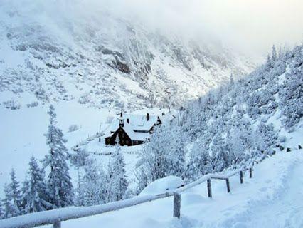 the cozy shelter in Karkonosze Mountains http://lscl.eu/samotnia-shelter.html
