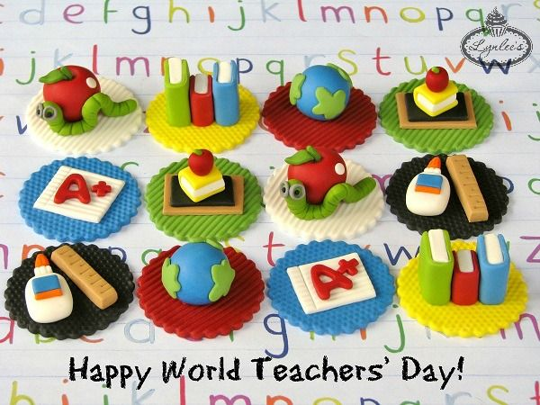 Cupcakes for Teachers: Show Your Appreciation! - Welcome to the Craftsy Blog!