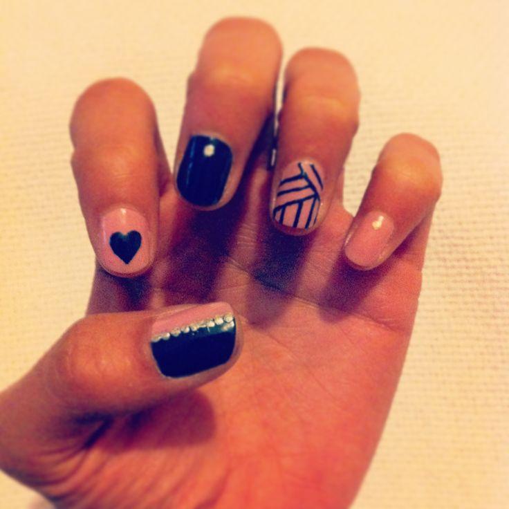 Me encantan! #Nails