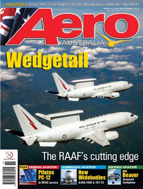 Aero Australia issue 55 (Jul-Sep 2017)