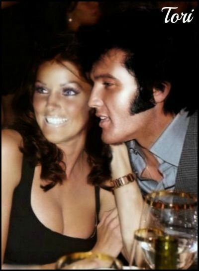 Elvis and Priscilla (I have been wanting to find this photo for a long time).