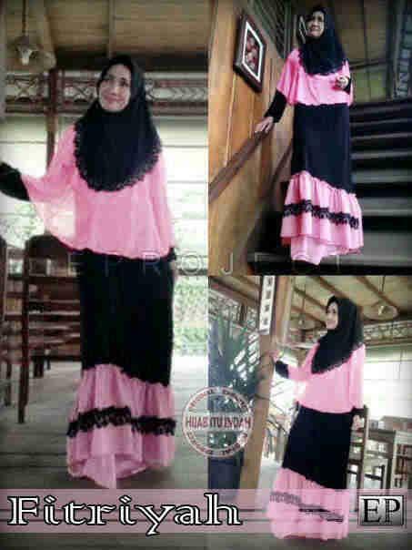 Baju Bergo Fitriyah R861, Ready Stok, Untuk pemesanan dan informasi silahkan hubungi admin di SMS/Whatsapp : 08525980804