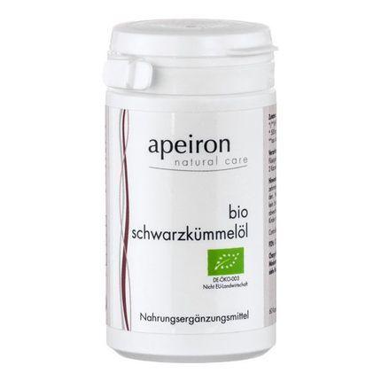 Apeiron Bio Schwarzkümmelöl Kapseln