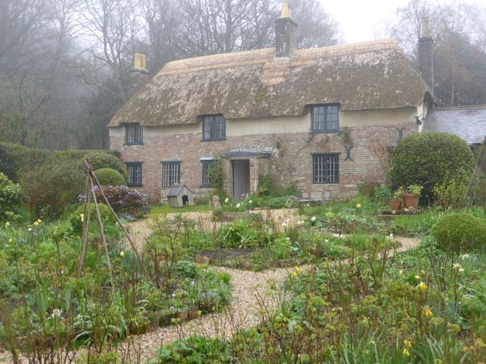Thomas Hardy wrote Under the Greenwood Tree and Far from the Madding Crowd here.