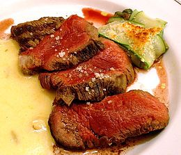 Chateaubriand steak - Wikipedia, the free encyclopedia