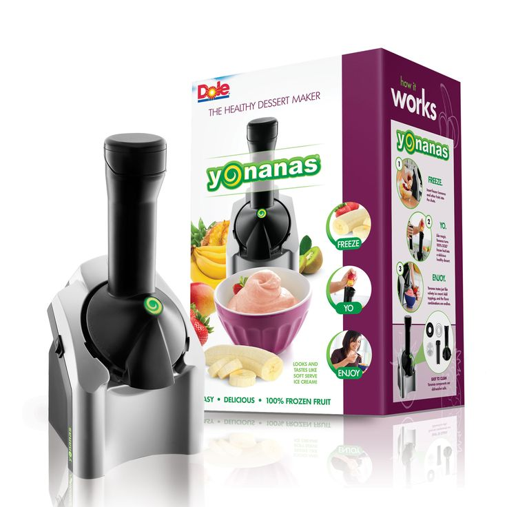 Yonanas Ice Cream Maker Giveaway