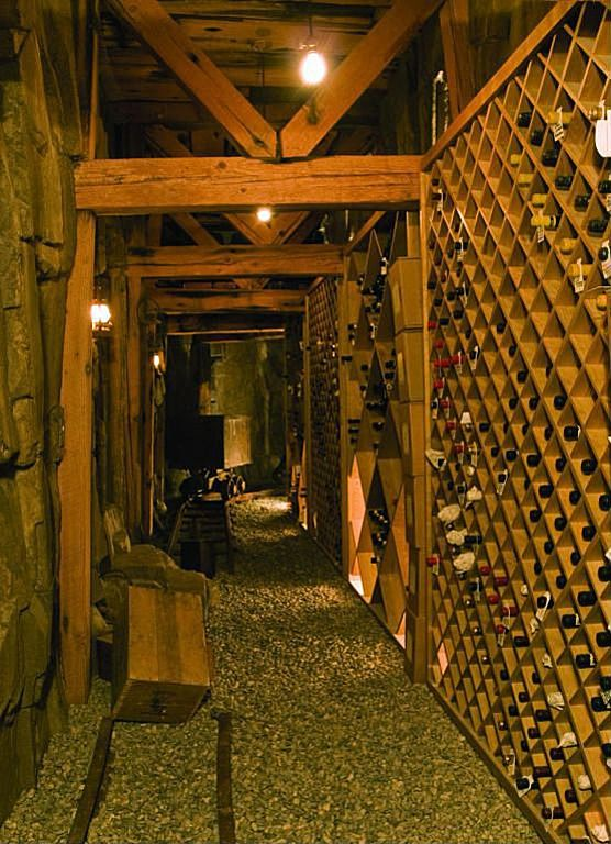 wine cellar made to look like a mine shaft 576x768 imgur saw this on tv love it home. Black Bedroom Furniture Sets. Home Design Ideas