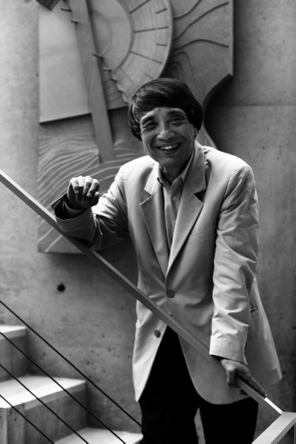 Tadao Ando. What odds a boxer with no formal architectural training would be one of the greats?