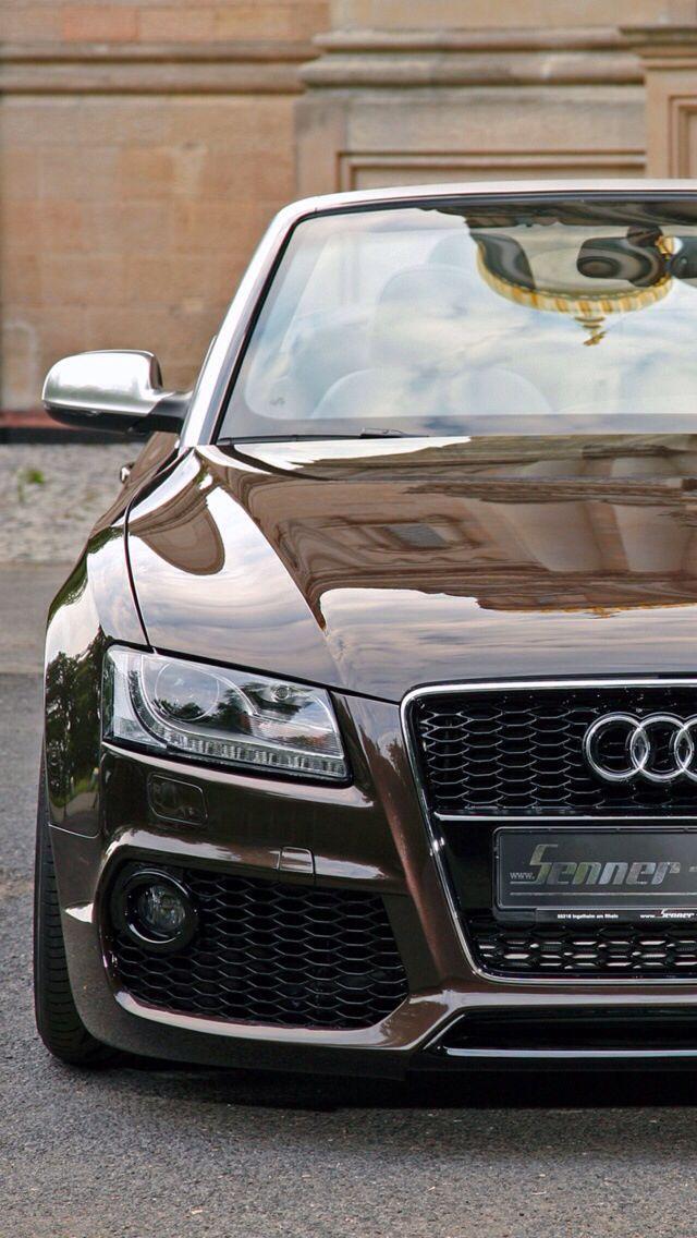 Chocolate Audi A6