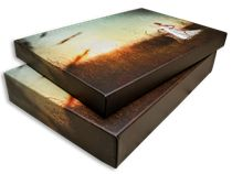 Nothing shows off your artistic side quite like a Gallery Wrap. Printed on premium canvas and wrapped around a stretcher bar, your clients will love their very own original masterpiece.