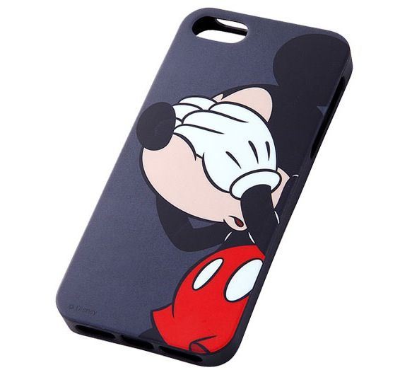 Mickey mouse case iphpne5 iphone5s