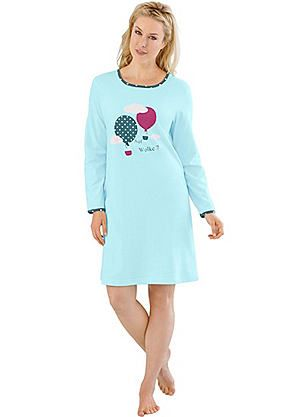 Creation L Long Sleeved Nightshirt #kaleidoscope #nightwear