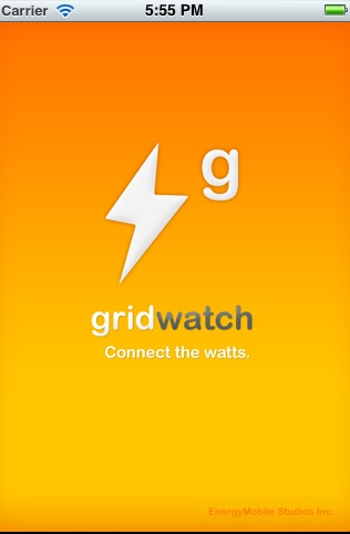 Our Gridwatch app is newly launched! Check it out at gridwatch.ca