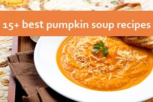 Best pumpkin soup #recipes! Handy tips for cutting and storing pumpkins. 15+ must-try recipes