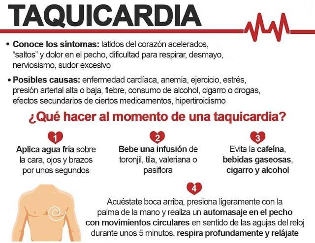 Presión arterial baja y latidos cardíacos