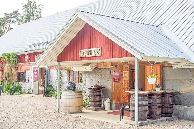 Alahovi I Finland I Kuopio I Winery
