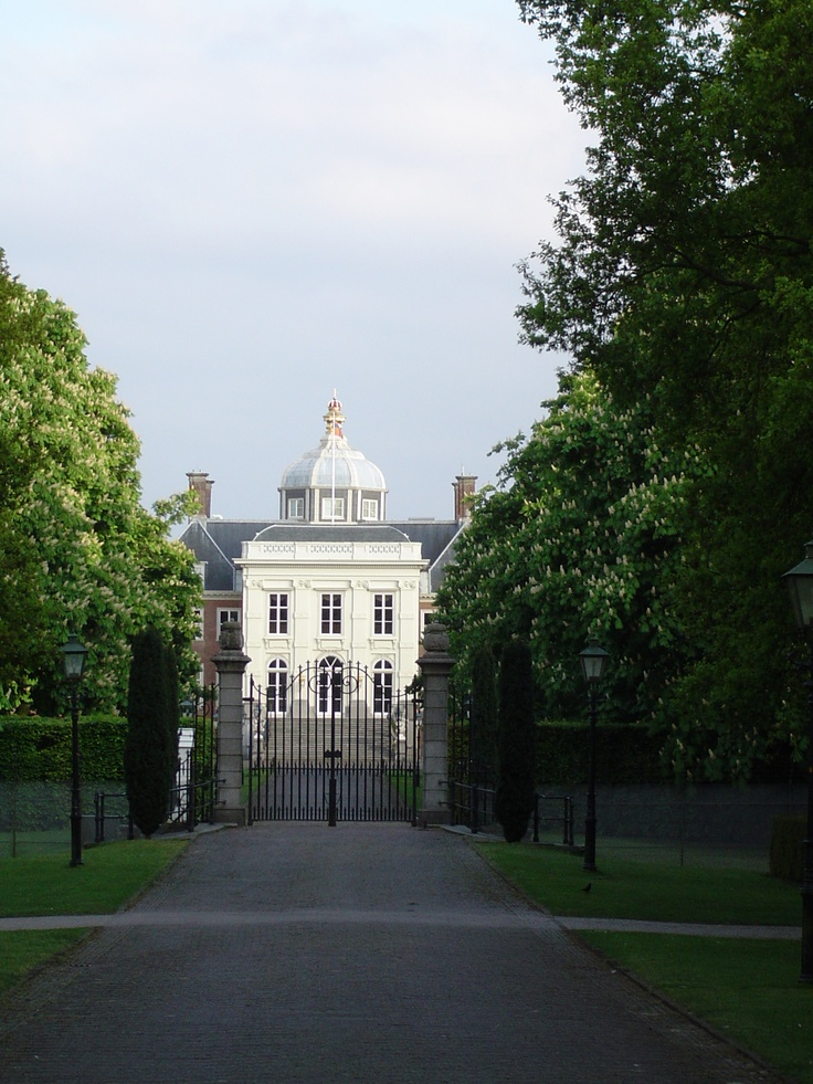 Huis ten Bosch Palace, The Hague, Netherlands | OpenBuildings - one of the three official residences of the Dutch Royal Family