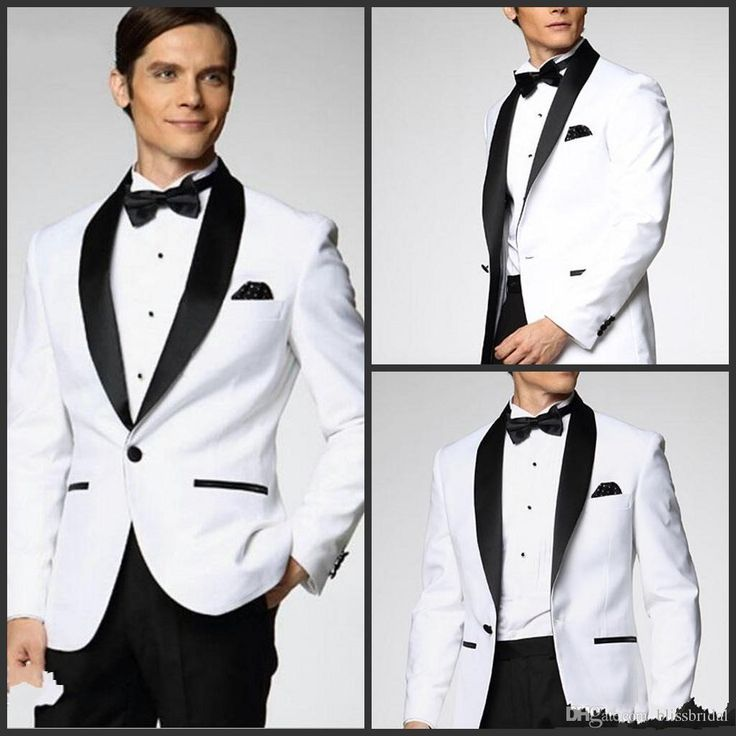 17 Best ideas about White Tuxedo on Pinterest | White tuxedo ...
