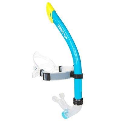 Swimming Zwemmen, Aquagym, ... - Frontale snorkel kind Arena zw ARENA - Zwemkleding