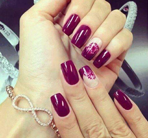 фиолетовый лак для ногтей - Google-Suche