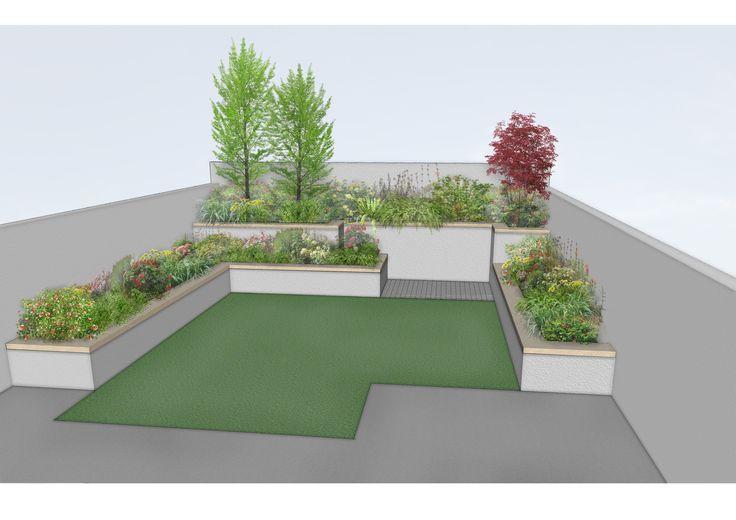 77 best images about garden designs concepts on pinterest for Landscape architect ireland
