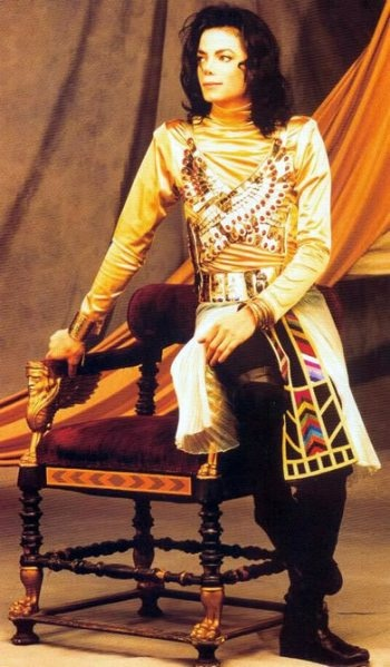 Do You Remember The Time Michael Jackson Wore This? Do You, Do You!