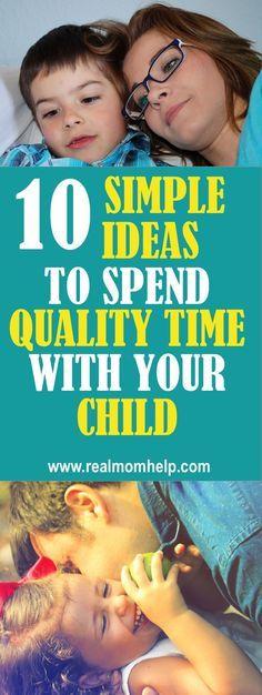 Parenting activities