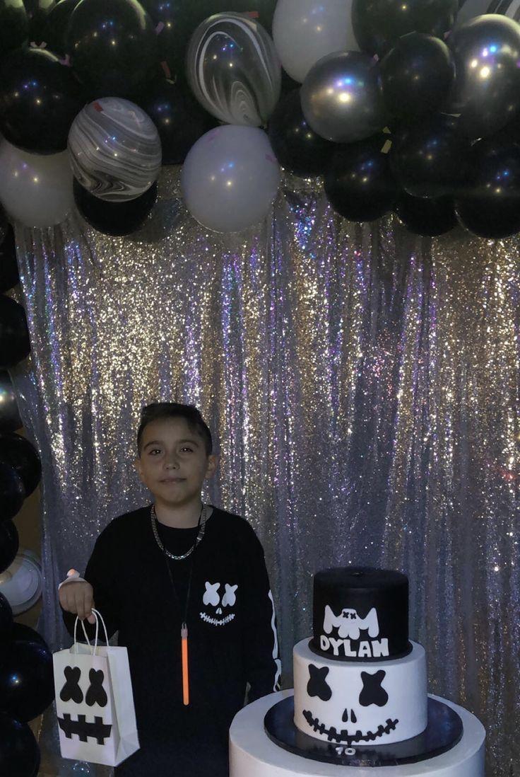 melloween marshmelloparty mellogang Birthday parties