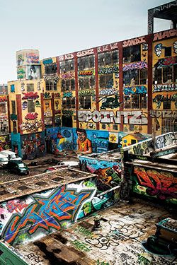 5pointz Featured in 'Graffiti New York'