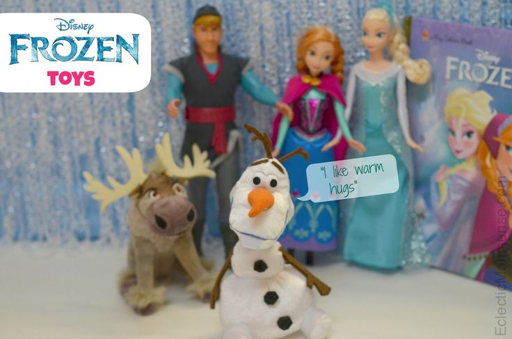 Big selection of Disney FROZEN toys  at Walmart #FrozenFun #cbias #shop- Eclectic Momsense