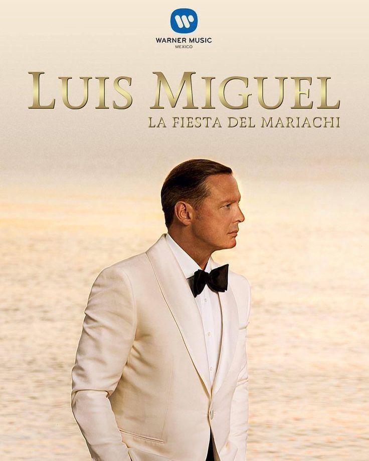 Luis Miguel vuelve con La Fiesta del Mariachi para deleitarnos con su potente voz.   Tengo Todo Excepto A Ti, Fan club oficial Argentino desde 1990
