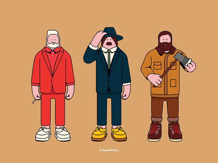 Scott, Freddy & Nick | Graphic Novel