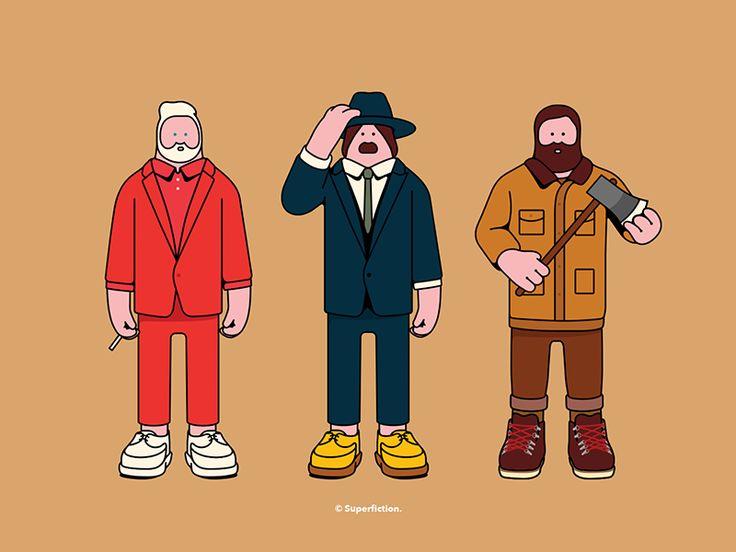 Scott, Freddy & Nick   Graphic Novel