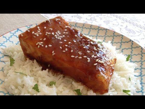 Muy Locos Por La Cocina: Salmón Teriyaki