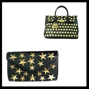 Stars on my bag