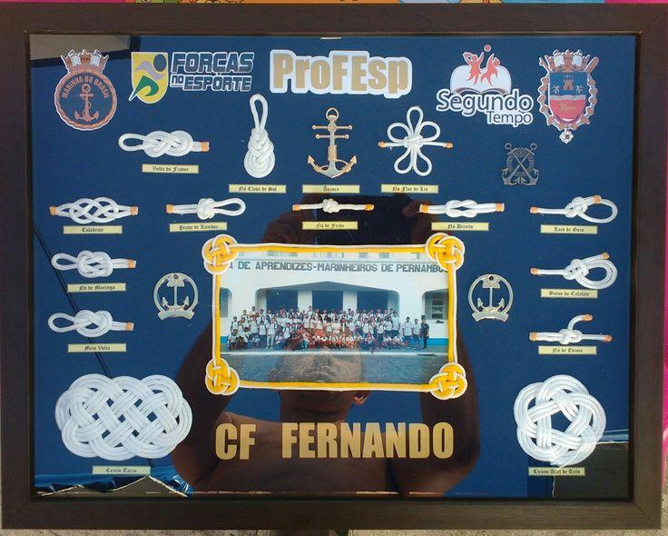 Quadro para o Comandante Fernando