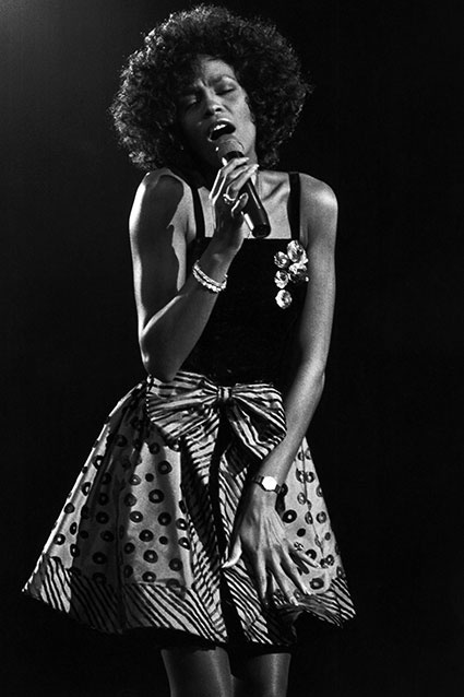 Pics: Remembering Whitney Houston on Her Birthday    On February 11, the world mourned when news broke that Whitney Houston had died at age 48. Hollywood and the music industry was rocked by her untimely and shocking death. August 9 marks what would have been the Grammy winner's 49th birthday. Almost six months later,  ETonline takes a look back at the music legend's life. http://et.tv/OMMk3Z