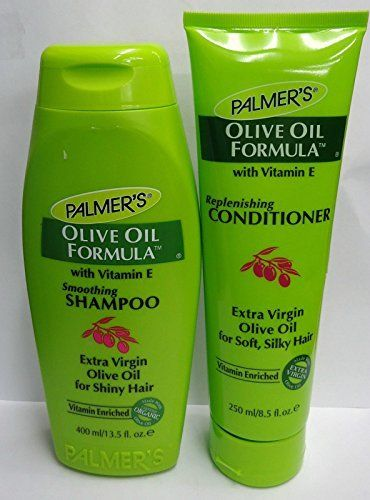 From 6.59 Palmers Olive Oil Formula Smoothing Shampoo 400ml & Replenishing Conditioner 250ml Pack