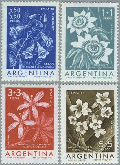 Argentina 1960 postage. ❣Julianne McPeters❣ no pin limits