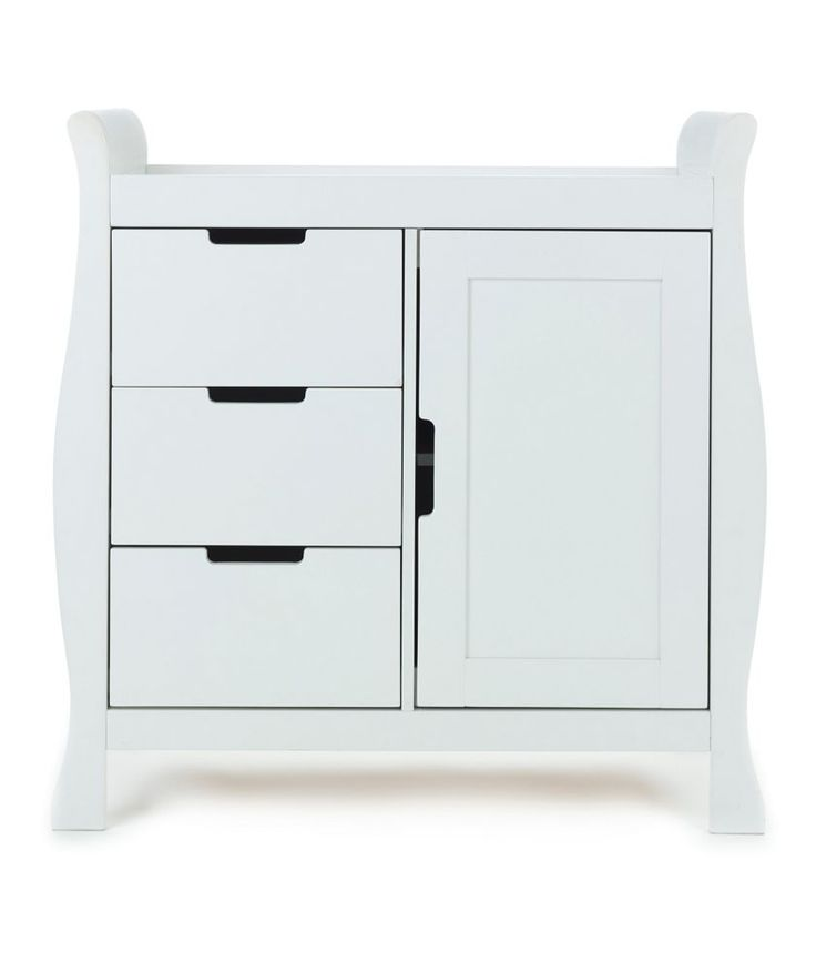 Buy Obaby Lincoln Changing Unit - White at Argos.co.uk - Your Online Shop for Changing units and tables.