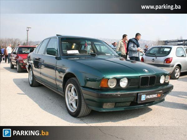 BMW 525 2.5 24V - Parking.ba - Autopijaca Sarajevo Online