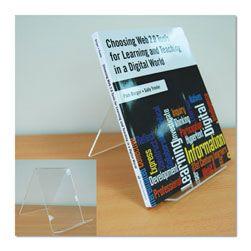 Acrylic Book Easel