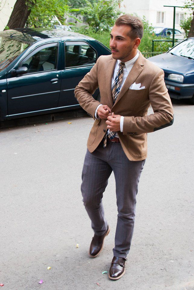 triple-monk-strap-shoes 30 Best Men's Outfit Ideas to Wear with Monk Strap Shoes