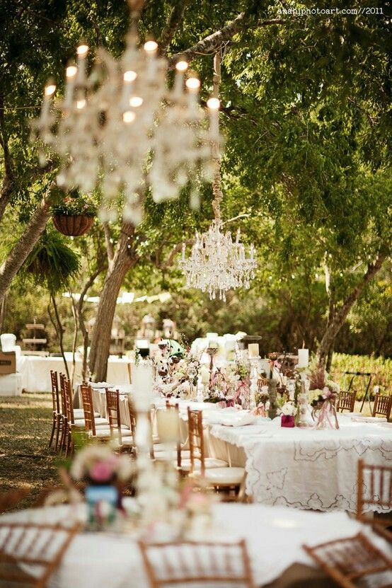 Beautiful Garden Wedding Ideas: Beautiful Garden Wedding Decor