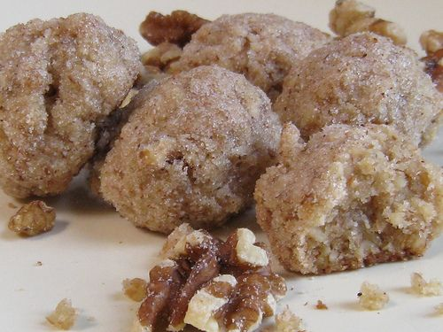 Passover Walnut Cookies: Yellow Cakes Mixed, Tbsp Oil, Yellow Cake Mixes