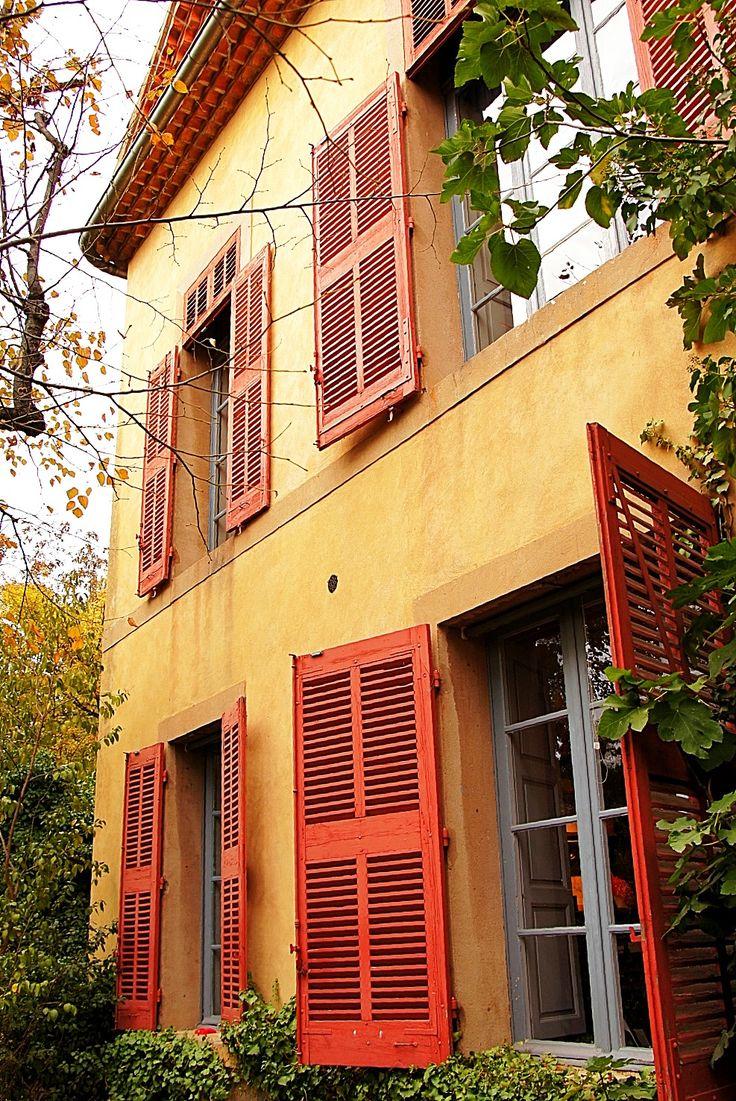 Paul Cezanne's studio in Aix-en-Provence