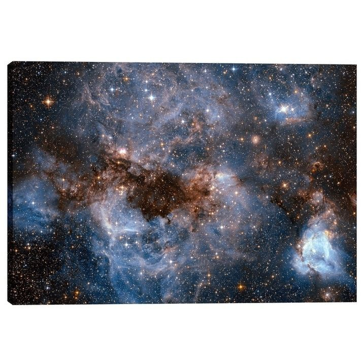 epic graffiti maelstrom cloud hubble space telescope giclee canvas